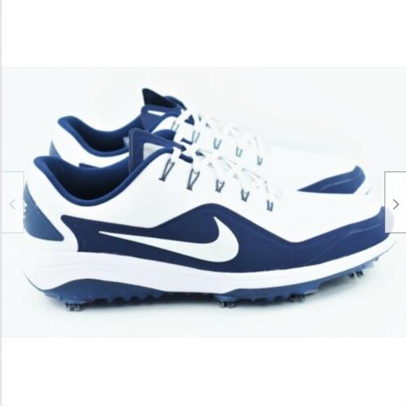 79fbd73a8b78 Nike React Vapor 2 Mens Size 9.5 Golf Shoes White